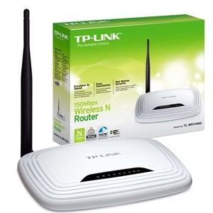 Roteador Wireless-Tp-Link Tl-Wr741Nd-150
