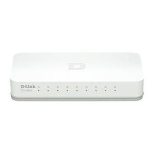 Switch 8 Portas 10, 100-D-Link