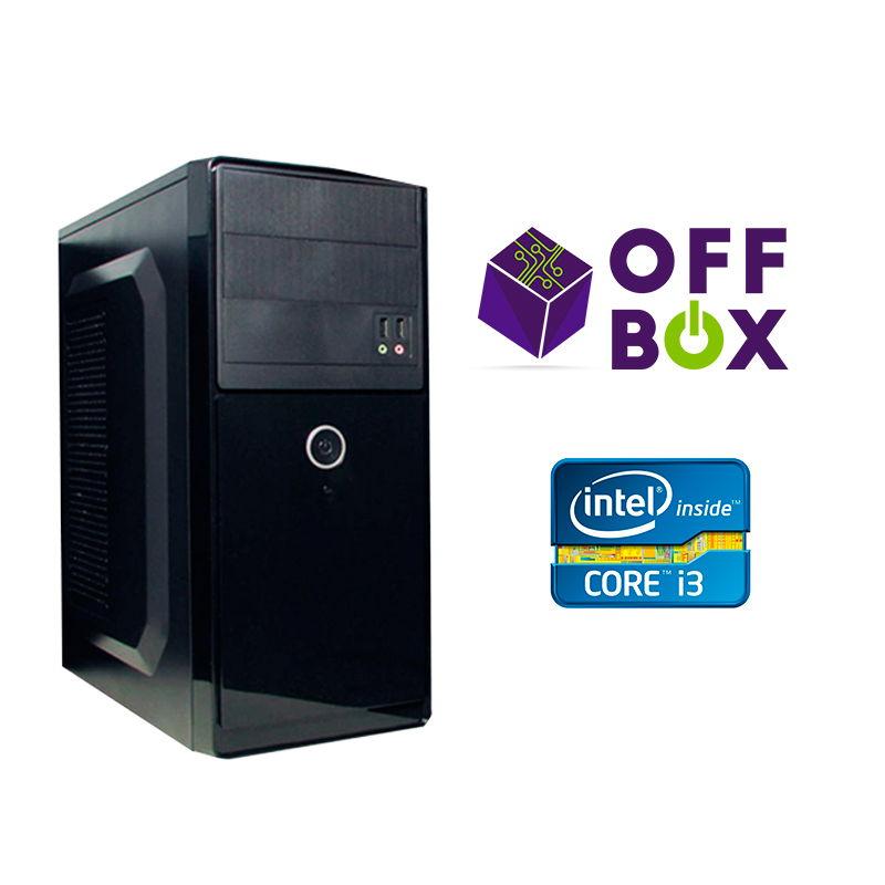 Computador Offbox Home 3000 Intel G4560 3.5Ghz, Pcware, 4Gb, 500Gb