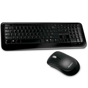 Kit Teclado E Mouse Wirel Microsoft 800