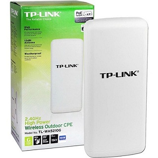 Acess Point Tp-Link Tl-Wa5210G 12Dbi