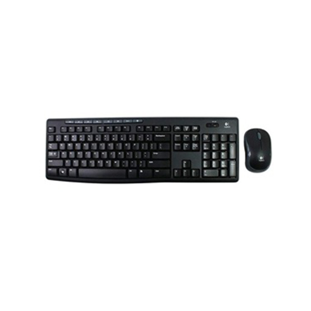 Kit Tec ,  Mouse Wireless Logitech Mk270