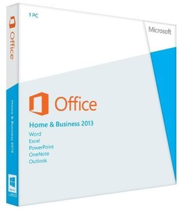 Literatura Office Home And Business 2013