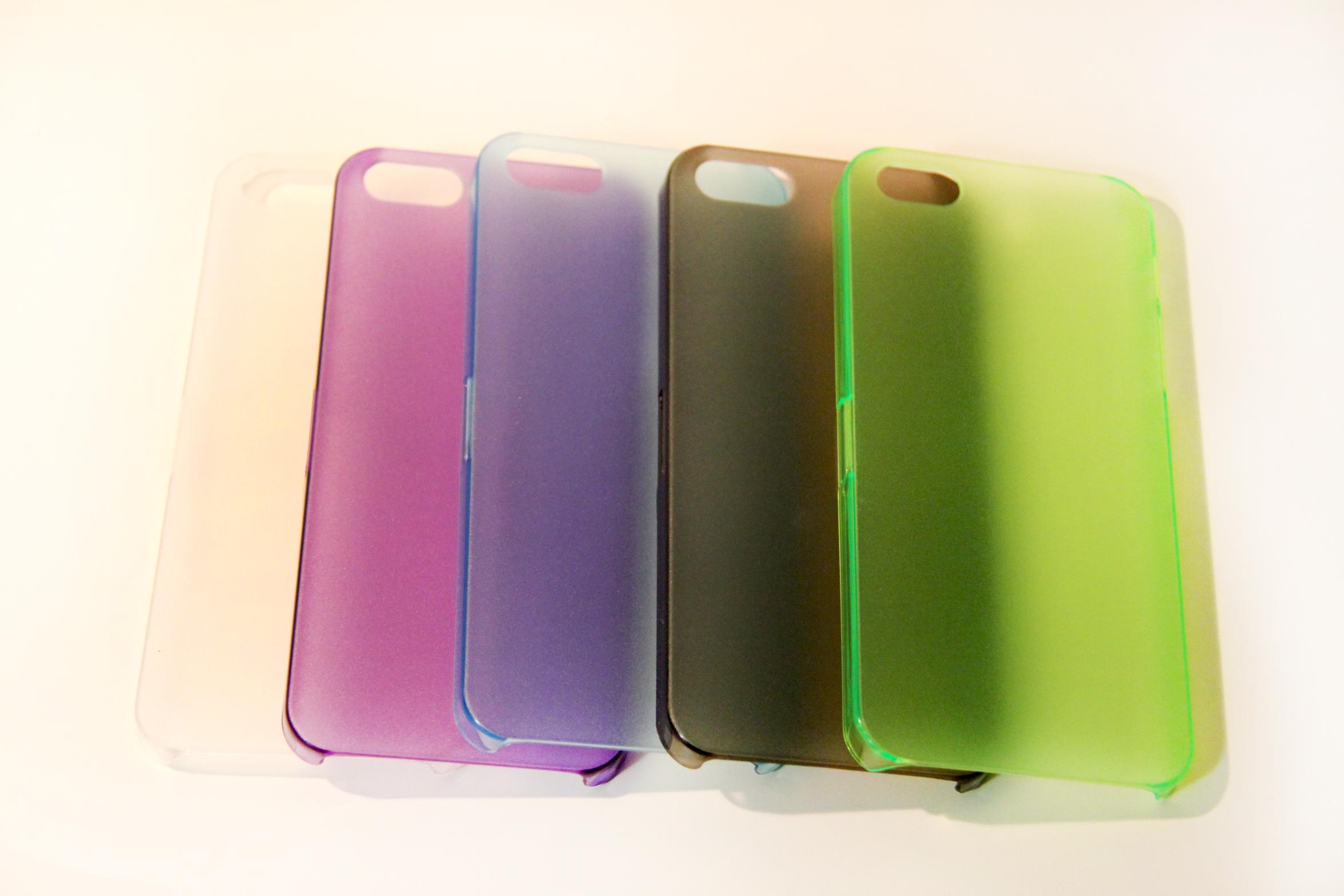 Capa Iphone 5-Lisa Basica