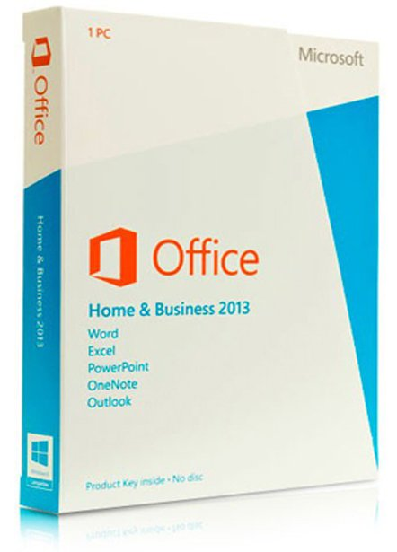 Midia Office Home And Business 2013 Fpp