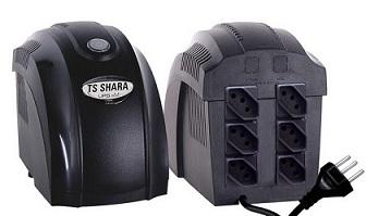 Nobreak 600Va Ups Mini-Ts Shara-Monovolt  Bk 115