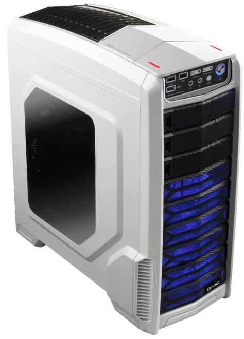 Gabinete Gmc-V1000 - Branco S,  Fonte