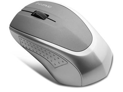 Mouse Optico Usb Pc Top Mopr02 Prata 1200 Dpi