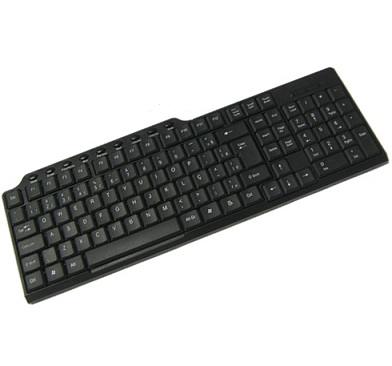 Teclado Usb Mult -Tcmp05-Pc-Top Preto
