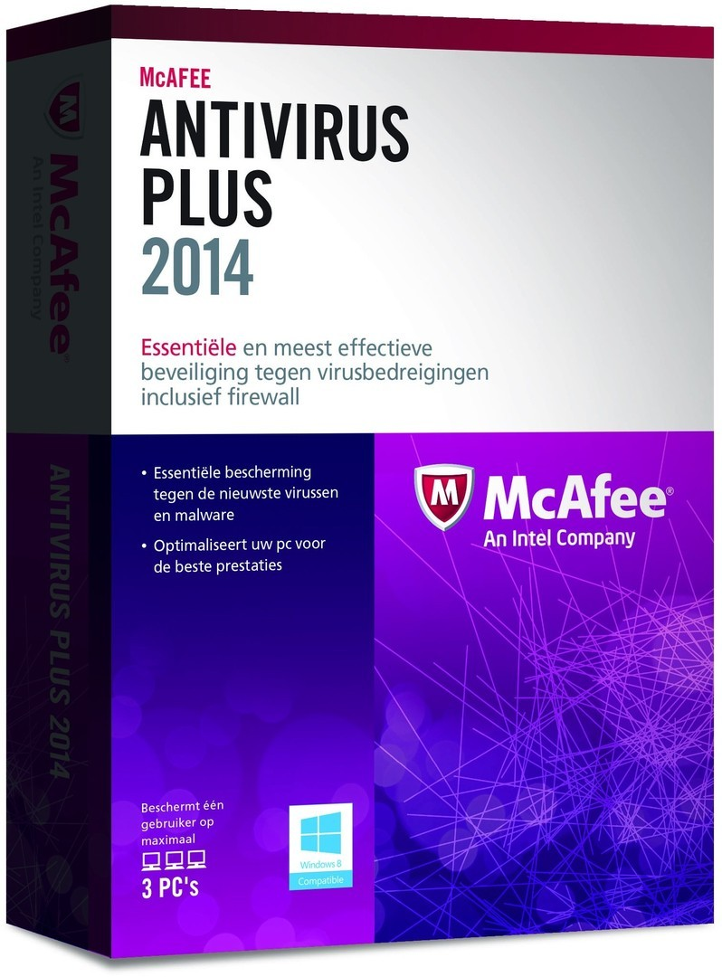 Antivirus Mcafee Plus