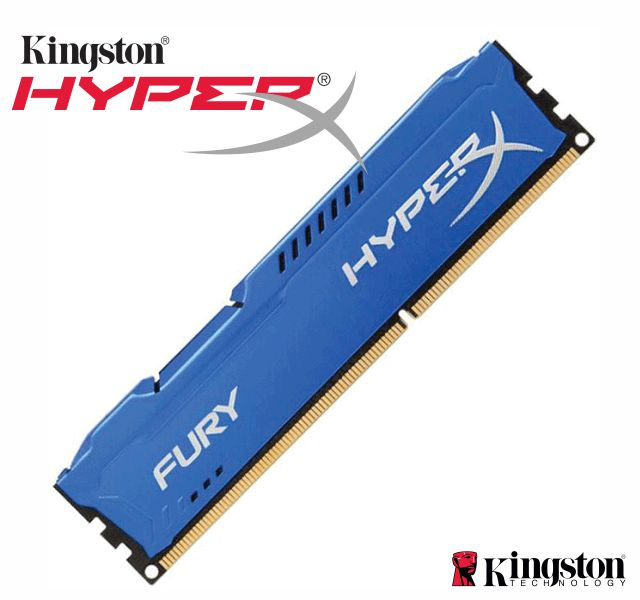 Memoria Ddr3 1600 Mhz 8Gb Kingston Hyper