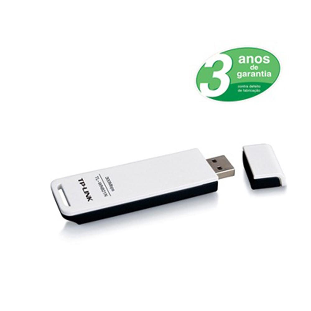 Adaptador Usb Wireles Tp Link Tl-Wn821N 300Mbps