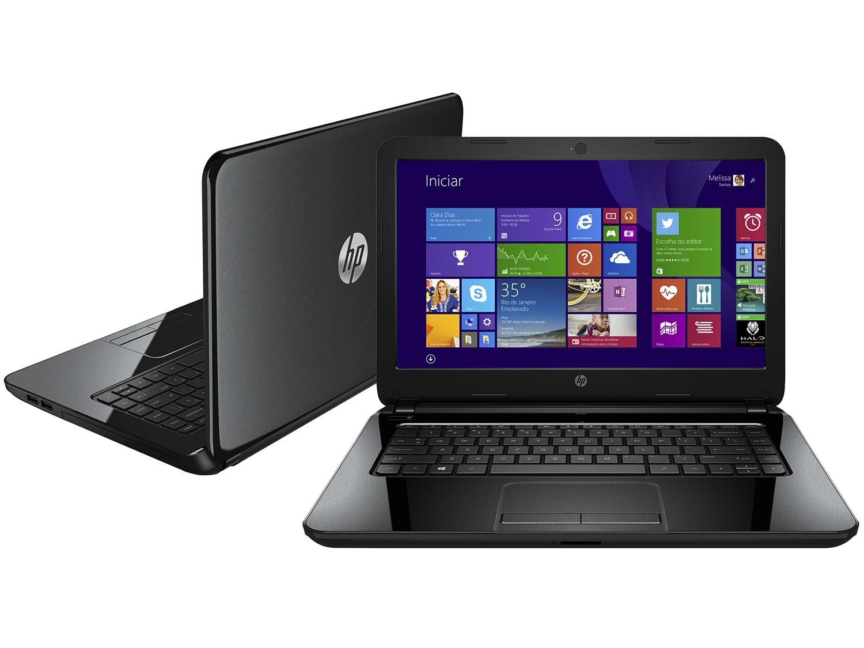 Notebook Hp 14-R052Br Core I5-4210U