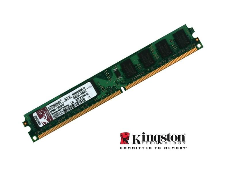 Memória Ddr 2 667 Mhz 2Gb- Kingston