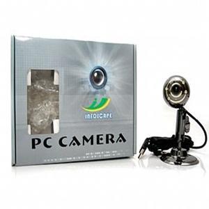 Web Cam C, Led Infoscape