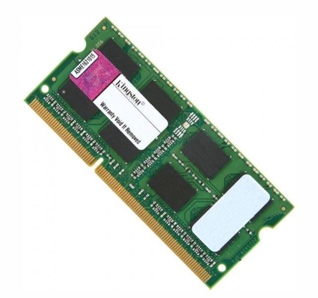 Memoria Ddr3 1600 Mhz 4Gb P, Notebook Kingston