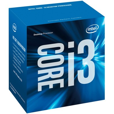 Proc Intel 1151 Core I3-6100 3.7Ghz Box
