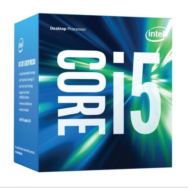 Proc Intel 1151 Core I5-6400 2.7Ghz Box
