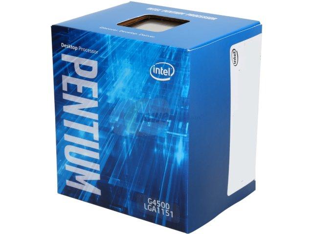 Proc Intel 1151 Pentium G4400 3.3Ghz Box