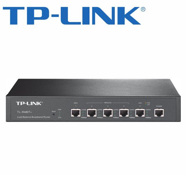 Roteador Load Balance-Tp Link-Tl-R480T+