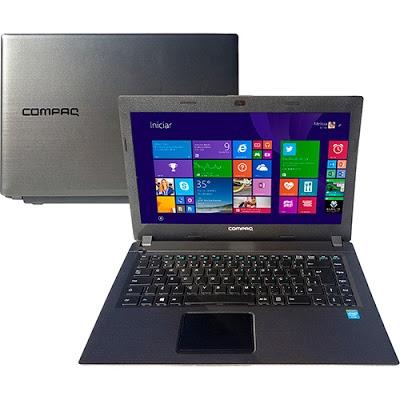 Notebook Compaq-Cq23-Celeron Dual Core