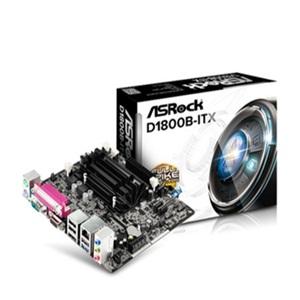 Placa Mae Asrock Mini Itx D1800B-Itx