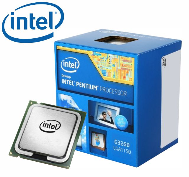 Proc Intel 1150 Dual Core-G3260 3.3Ghz