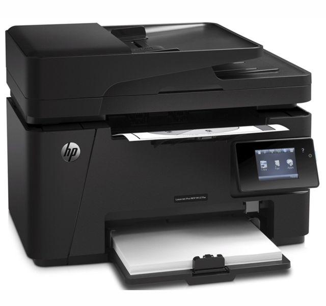 Multifuncional  Hp Laserjet Pro Mfp M127Fw