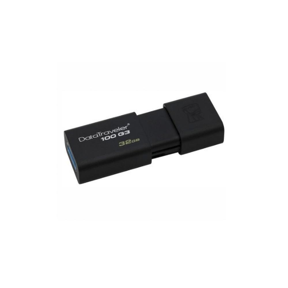 Pen Drive 32 Gb Kingston-Dt100- Usb 3.1  3.0  2.0