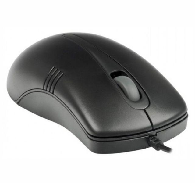 Mouse Optico Usb-Ms3203-2-Bk C3Tech Preto