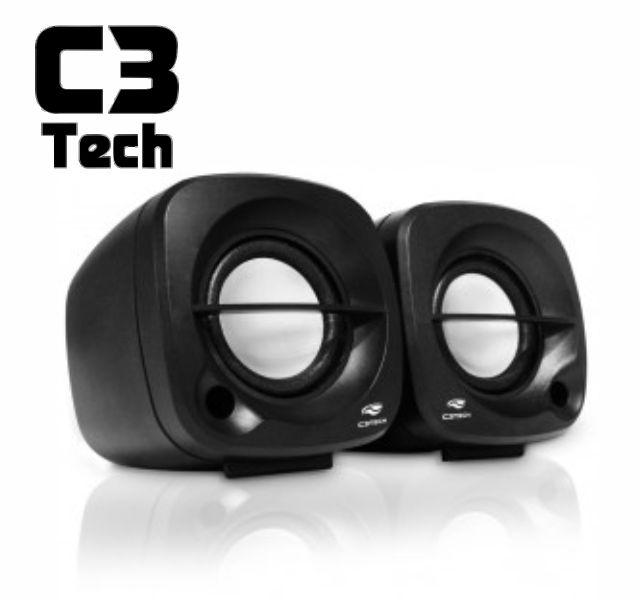 Cx Som 2.0 C3Tech-Sp-303 Bk Preta