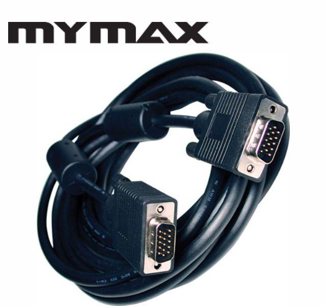 Cabo Vga P,  Monitor 3.0M Mymax Preto