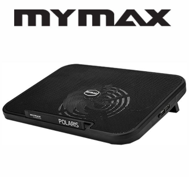 Base Para Notebook Mymax  Com Cooler 15.6 Polegadas - Myc, Lx-768-Nb