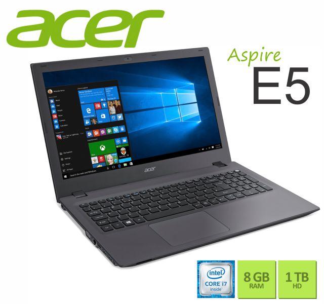 Notebook Acer Aspire-E5-574-78Lr-Core I7 6500U