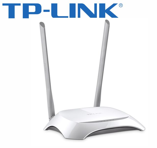 Roteador Wireless-Tp-Link-Tl-Wr840N-300