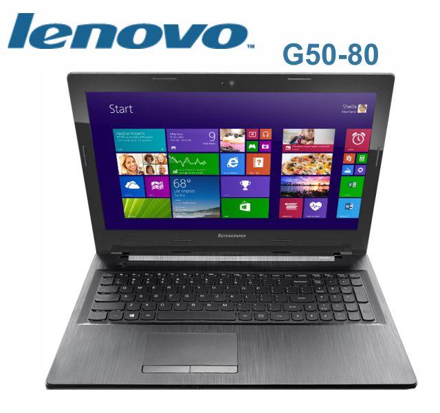 Notebook Lenovo  G50-80 Core I5 5200U-2.2Ghz