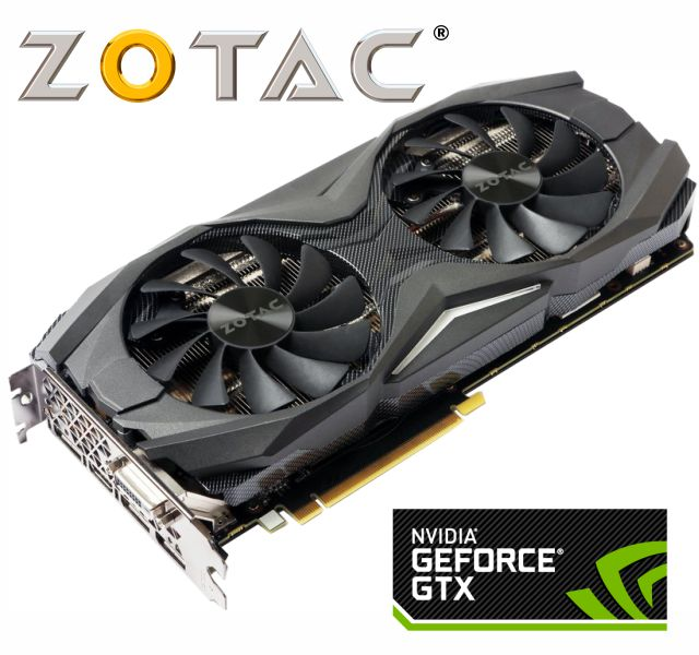 Vga Pci-E 8Gb Zotac Geforce Gtx1070 256Bit Gddr5