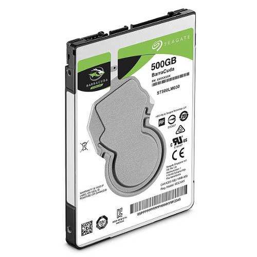 Hd Notebook 500Gb Sata Seagate 5400Rpm-16Mb