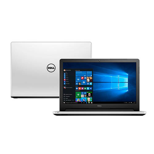Notebook Dell Inspiron-I15-5558-D30-Core I5