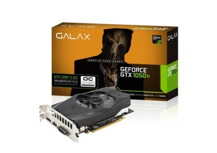 Vga Pci-E 4Gb Galax Geforce Gtx1050-Ti 128Bit Ddr5