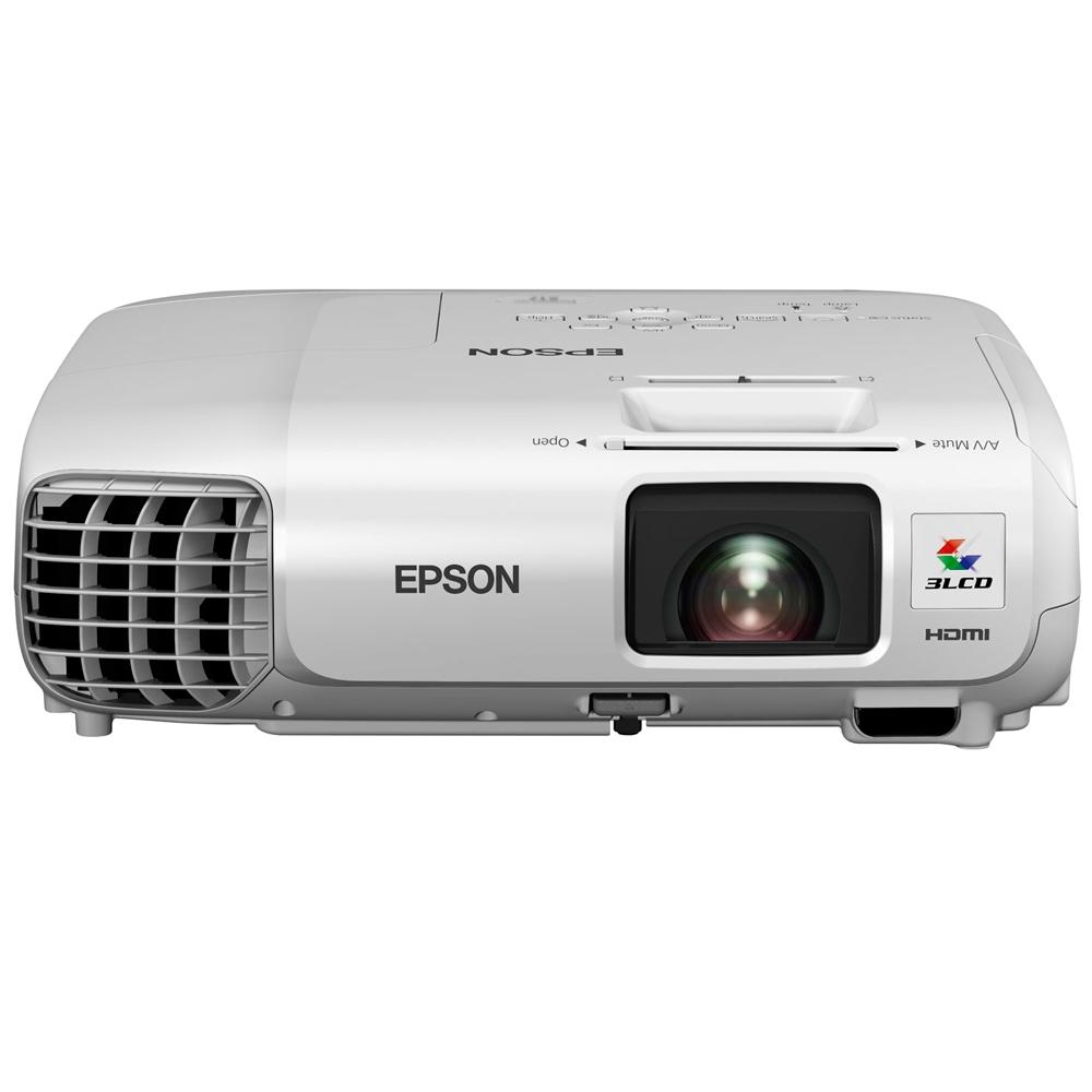 Projetor Epson X36+Powerlite