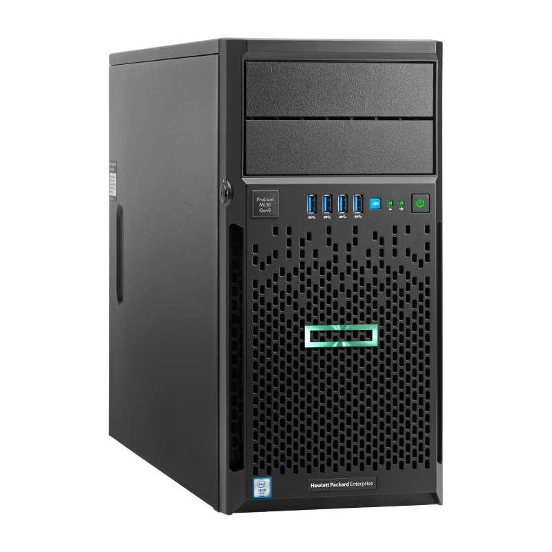 Servidor Hp Ml30  Xeon E3-1220 V5 Gen9-868165-So5