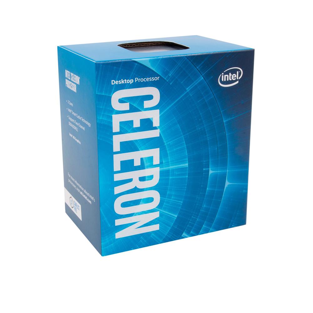Processador Intel G3930 Celeron, Lga 1151, 2.9 Ghz, 2Mb, 7 Geracao - Bx80677G3930