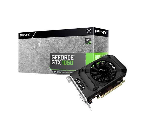 Vga Pci-E 2Gb Pny Geforce Gtx1050 128Bit Gddr5