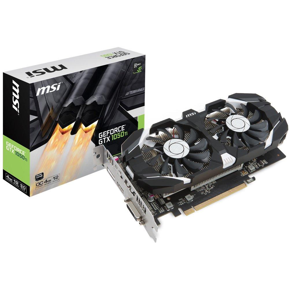 Vga Pci-E 4Gb Msi Geforce Gtx1050-Ti 128Bit Gddr5