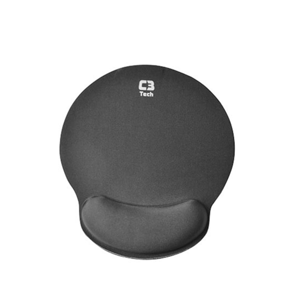 Mouse Pad C, Ap.gel-Mp-100 Preto C3Tech
