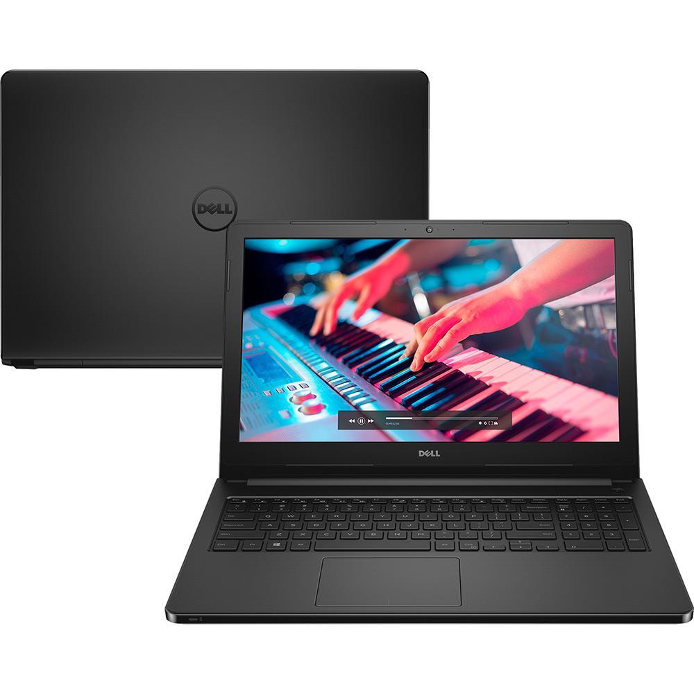 Notebook Dell Inspiron I15-5566-A50P - Tela 15.6