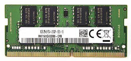 Memoria Ddr4 2133 Mhz 8Gb P, Notebook Smart