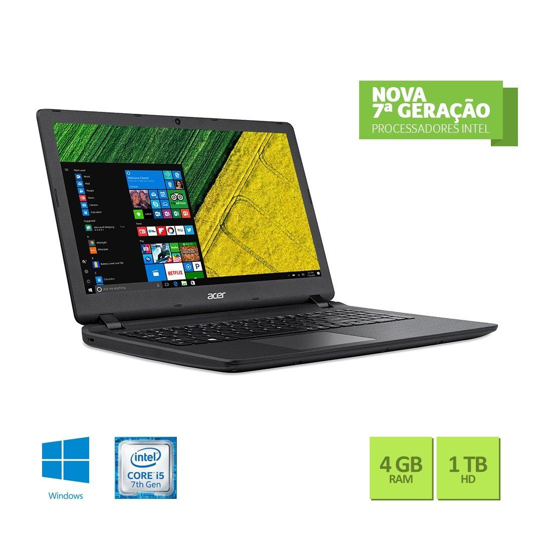 Notebook Acer Aspire-Es1-572-51Nj-Core I5 7200U