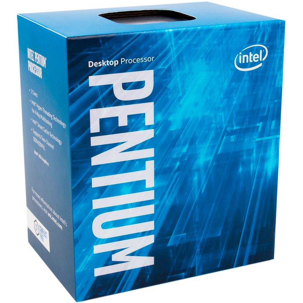 Proc Intel 1151 Pentium G4560 3.5 Ghz Box